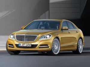 Новий Mercedes-Benz S-класу готується приїхати до Женеви