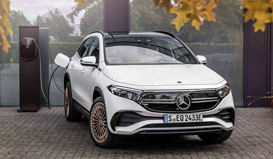 Mercedes-Benz: повний перехід на електромобілі