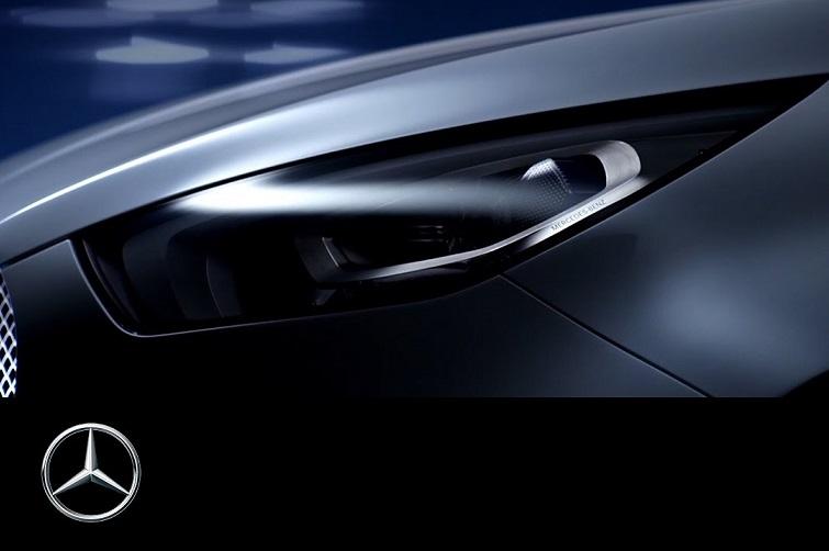 Несподіваний автомобіль від Mercedes: перше відео