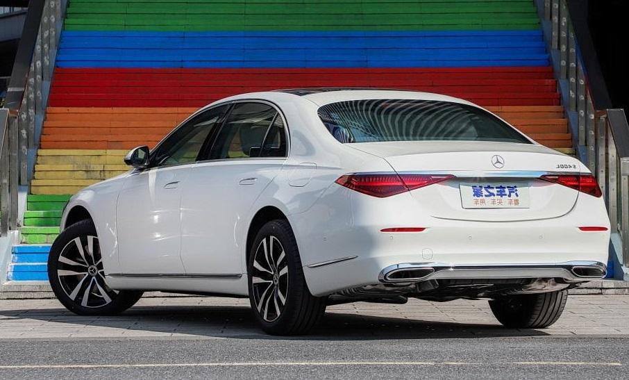 Mercedes-Benz S-Class 2021: найдешевша модифікація