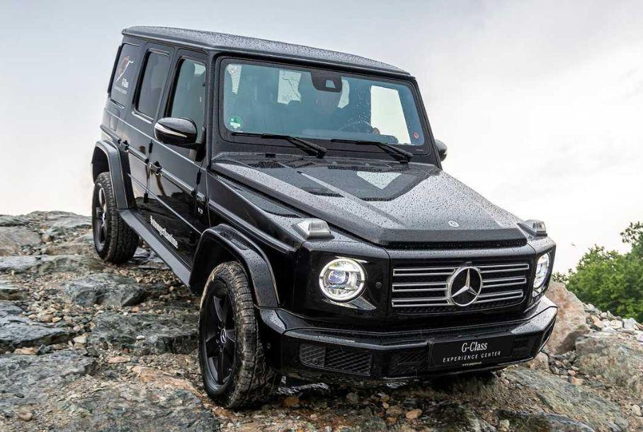 Mercedes готує електричний G-Class