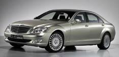 Mercedes запускає S 400 Hybrid