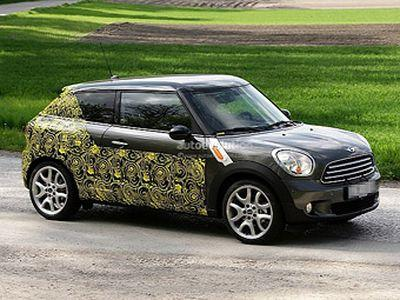 Mini тестує позашляхове купе