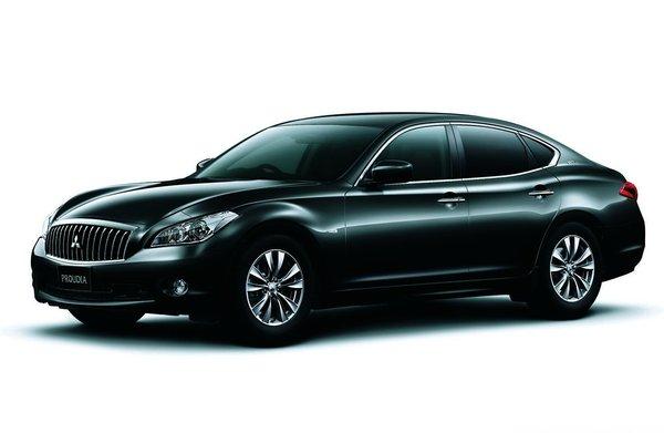 Mitsubishi рветься підкорювати бізнес-клас