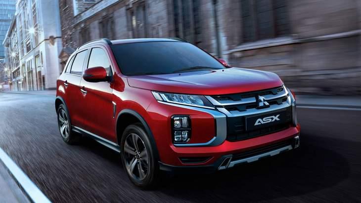 Mitsubishi ASX 2020: компанія покаже змінений кроссовер