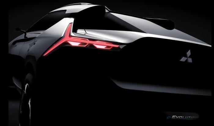 Mitsubishi анонсувала новий