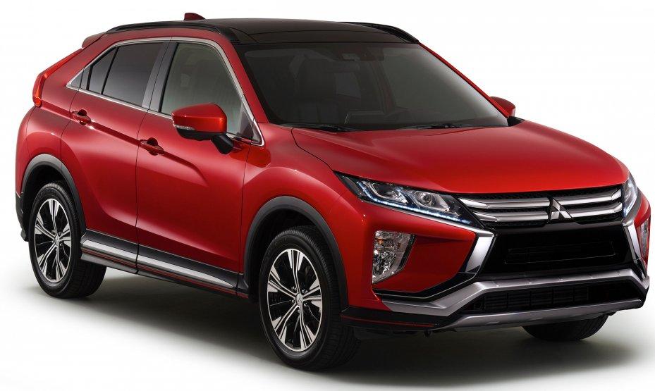 Mitsubishi Eclipse Cross: новий кросовер показали офіційно