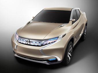Mitsubishi презентує майбутній L200
