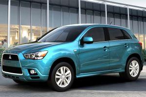 Продаж Mitsubishi ASX в Україні почнеться вже в липні
