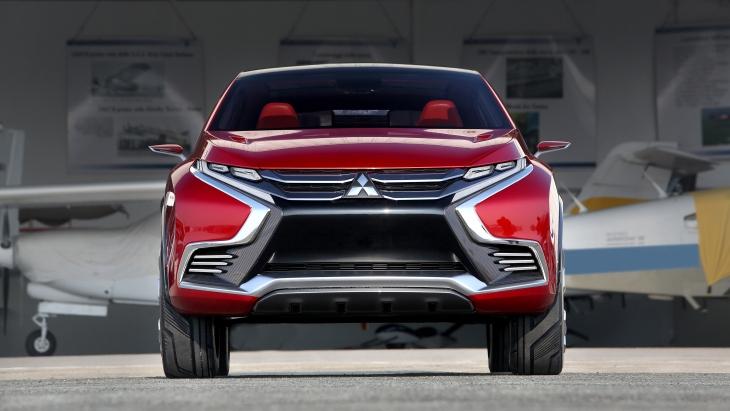 Mitsubishi випустить новий кросовер
