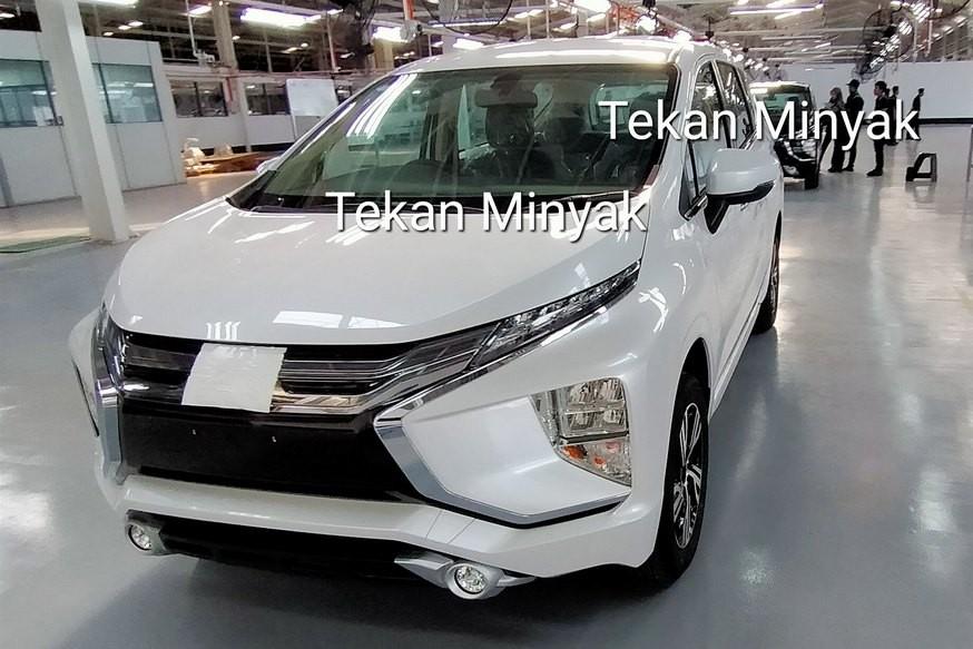 Mitsubishi Xpander 2020: оновлення кросовера-компактвена