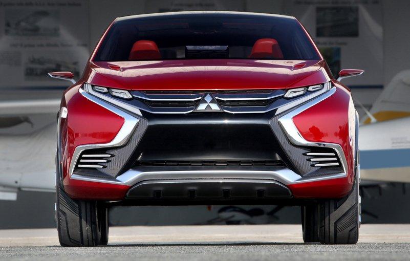 Mitsubishi презентує кроссовер, що займе нішу між ASX та Outlander