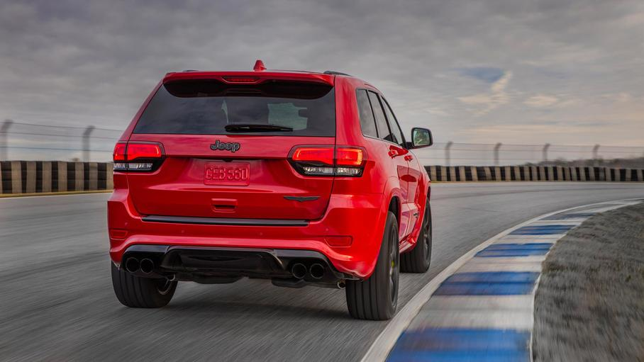 Модель Jeep Grand Cherokee зазнає значних змін