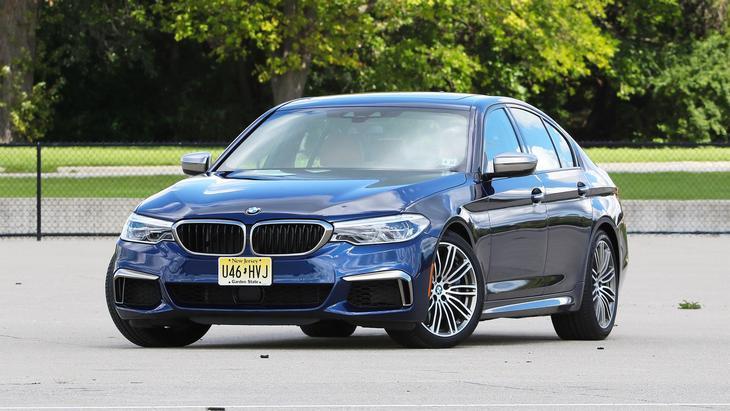 Якою буде нова «п'ятірка» BMW?