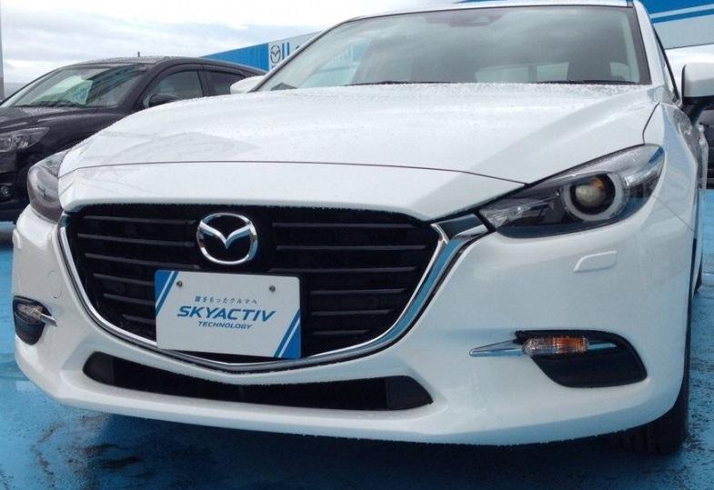 Mazda3 2018: новинку розсекречено