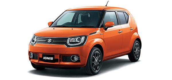 Suzuki Ignis: офіційна презентація кроссовера