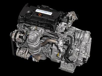 Нові двигуни від Honda