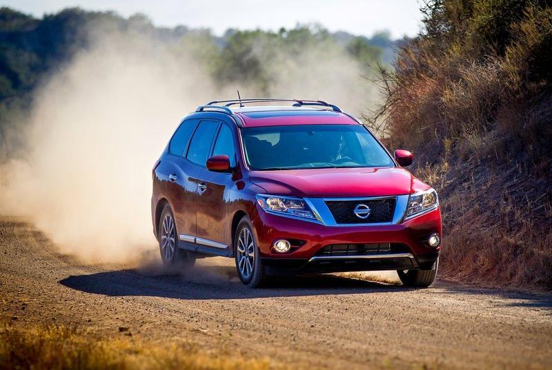 Nissan Pathfinder 2013 - відомі ціни