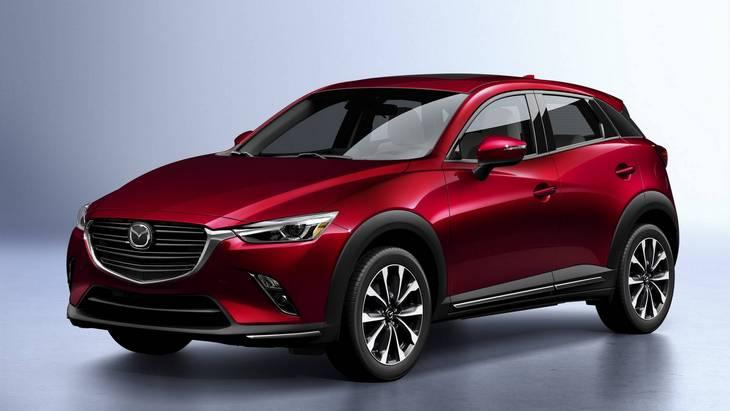 Кросовер Mazda CX-3 нового покоління стане більше і отримає новий двигун