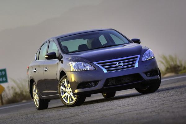 Новий Nissan Sylphy 2013 - офіційна інформація