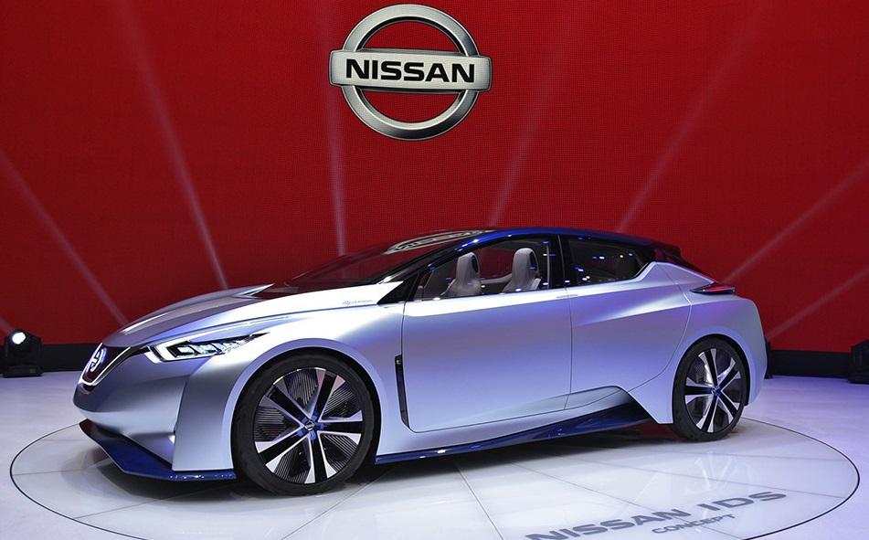 Nissan Leaf 2018: 550 кілометрів