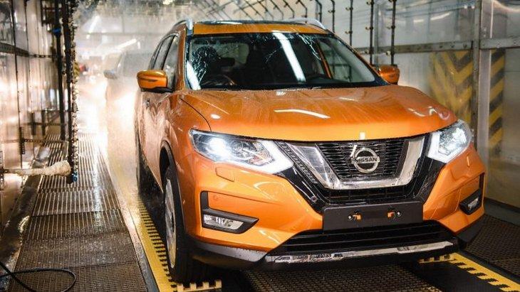 Винен Brexit. Nissan переносить виробництво X-Trail з Великобританії до Японі