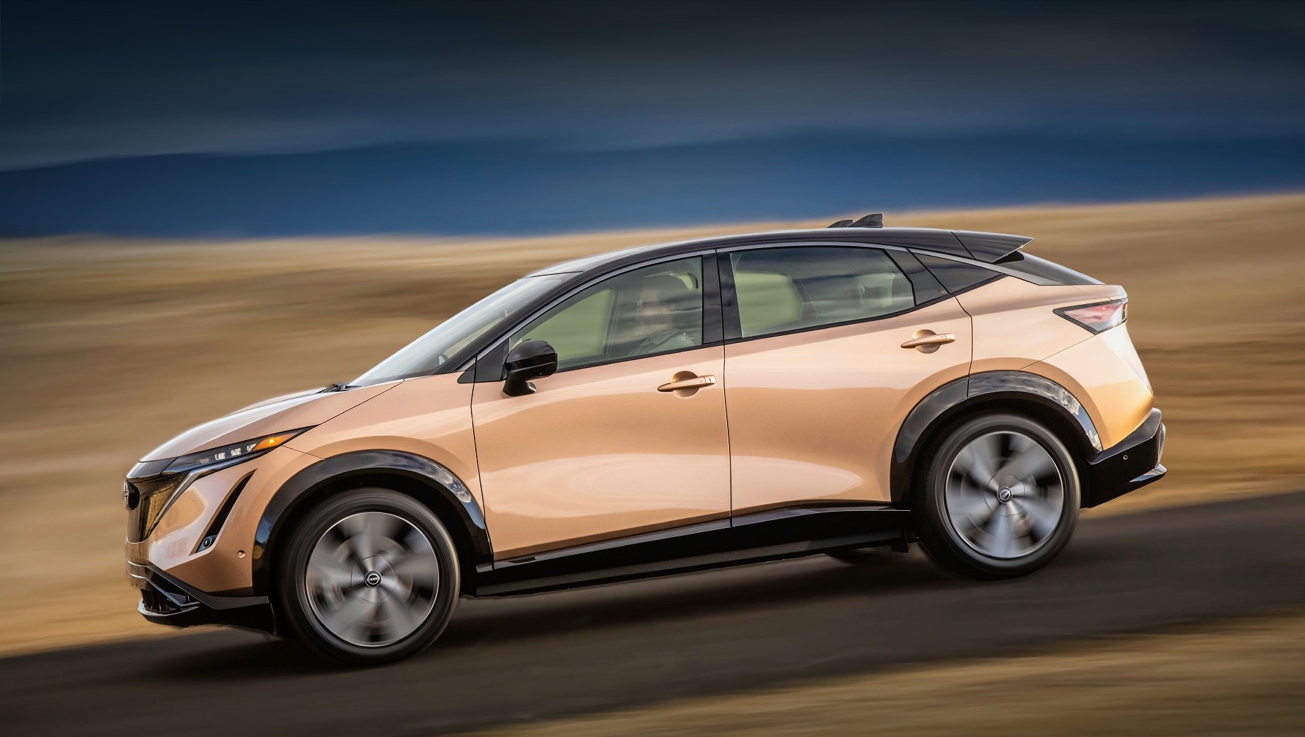 Nissan підготує електрокар розміром з Juke