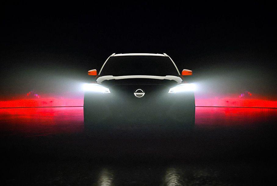 Nissan показав на відео оновлений Kicks