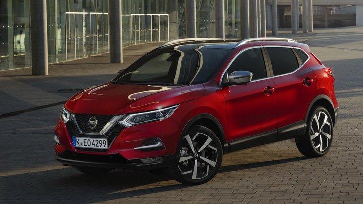 Nissan розказав деталі про оновлений Qashqai 2019