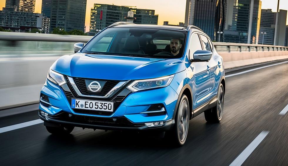 Nissan Qashqai 2020: нова інформація