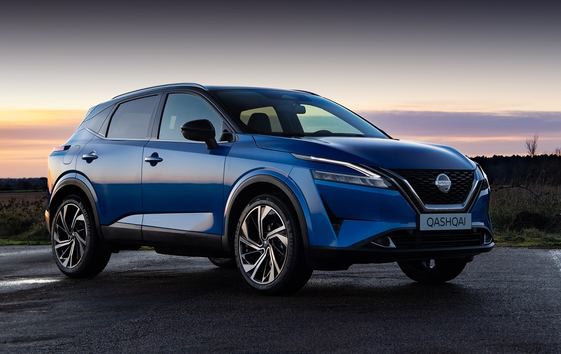 Nissan Qashqai 2022: фото та відео новинки