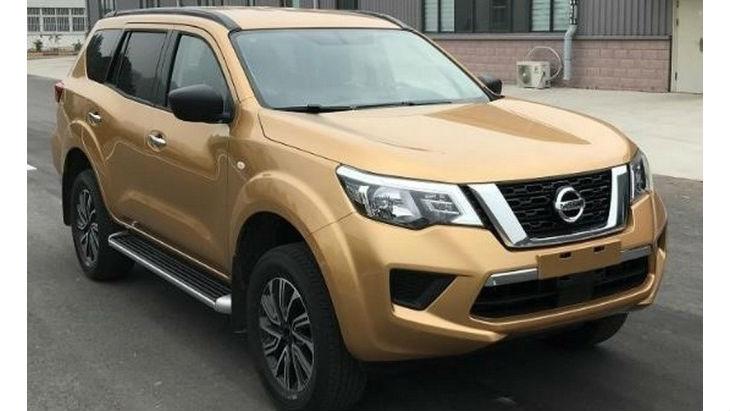 Новий позашляховик Nissan Terra розсекретили в мережі