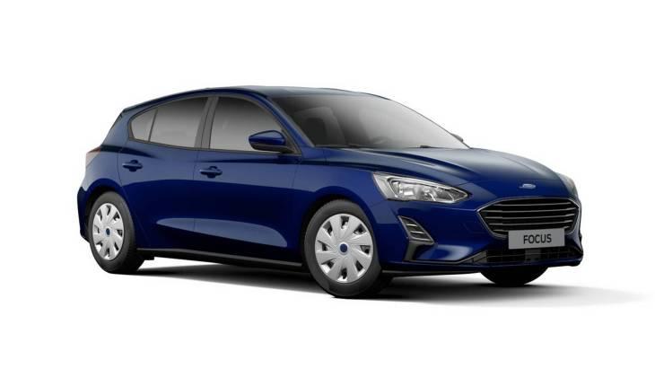 Ford показав фото найдоступнішого нового Focus