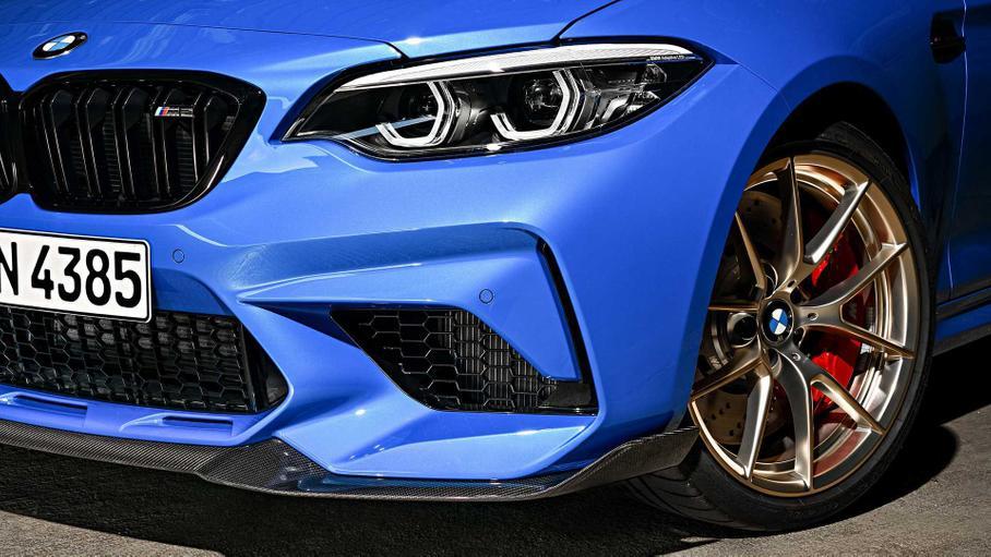 Нова BMW M2 2023 року: