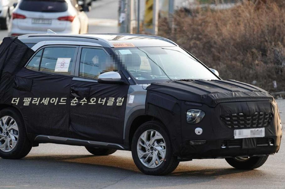 Нова Hyundai Creta на