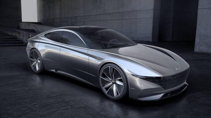 Hyundai готує для нової Sonata унікальний кузов