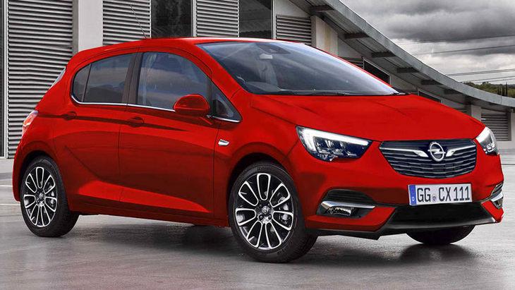 Нове покоління Opel Corsa чекають кардинальні зміни