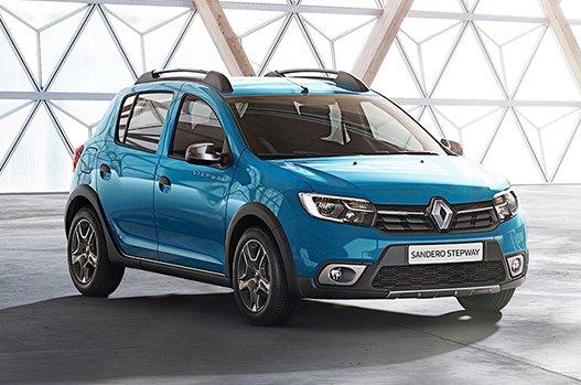 Перші зображення нових Renault Logan і Sandero