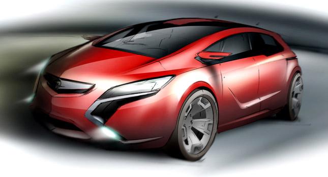 Новий Opel Zafira побудують на французькій основі
