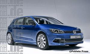 Новий Volkswagen Golf отримає 10 двигунів