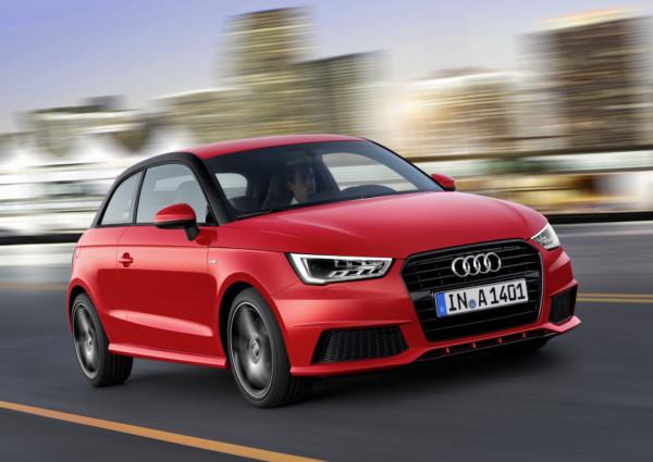 Новий Audi A1: свіжа інформація
