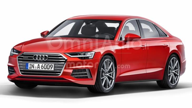 Audi A6 2019: перше зображення