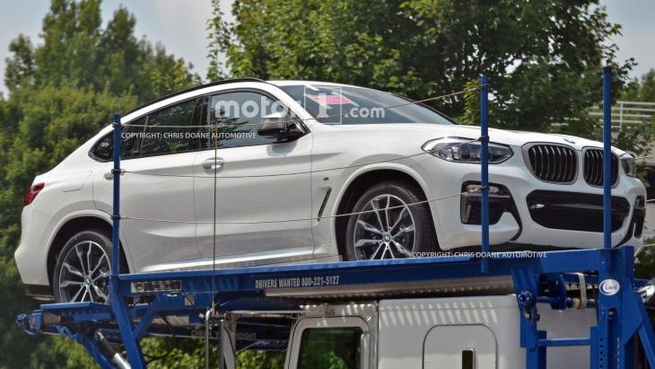 Офіційно: новий BMW X4 дебютує в 2018 році