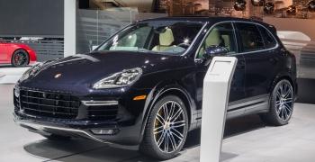 Porsche показав новий Cayenne