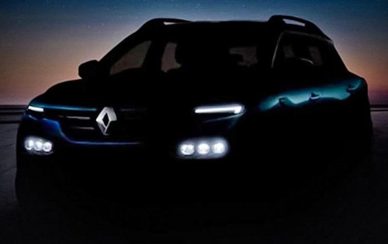 Новий дешевий кросовер від Renault