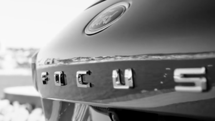 Новий Ford Focus 2019 дебютував на офіційному відео
