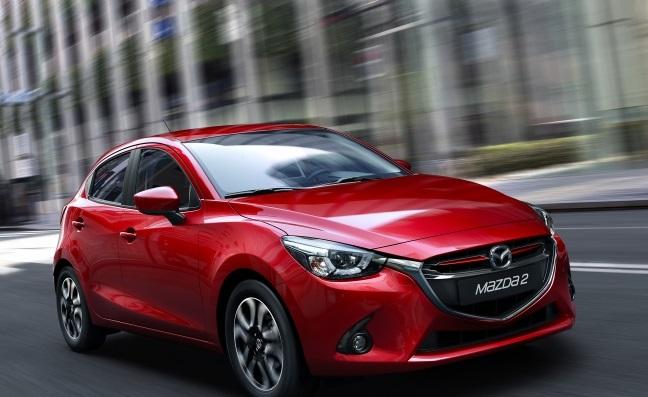 Новий хетчбек Mazda2 вийшов на ринок