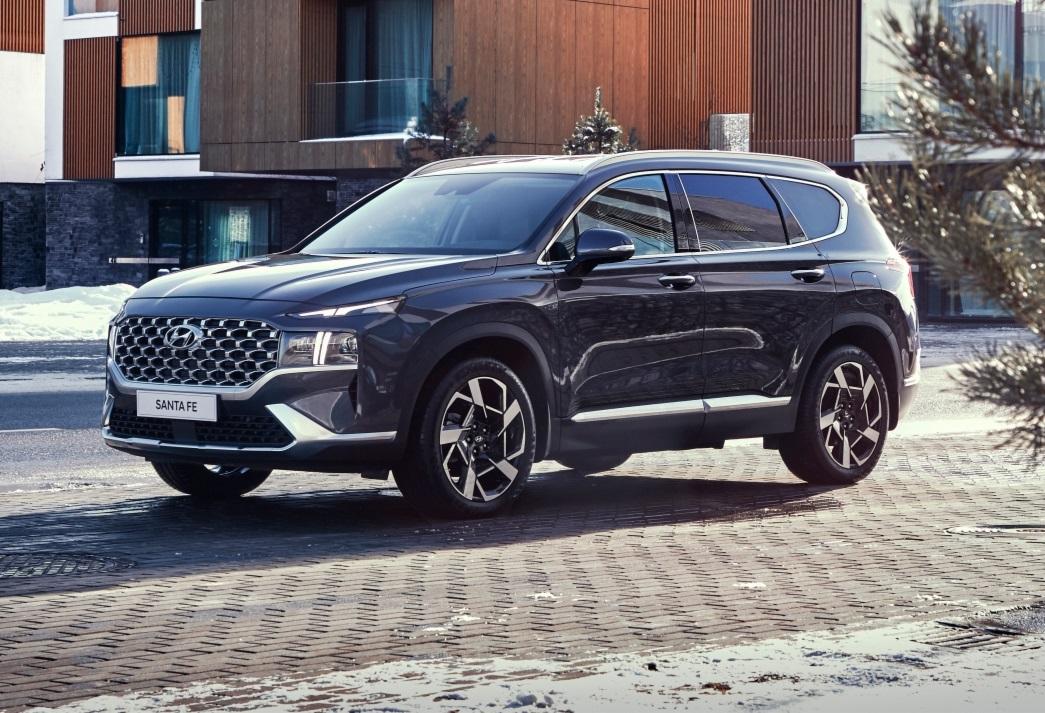 Новий Hyundai Santa Fe 2022 року: що вже відомо?
