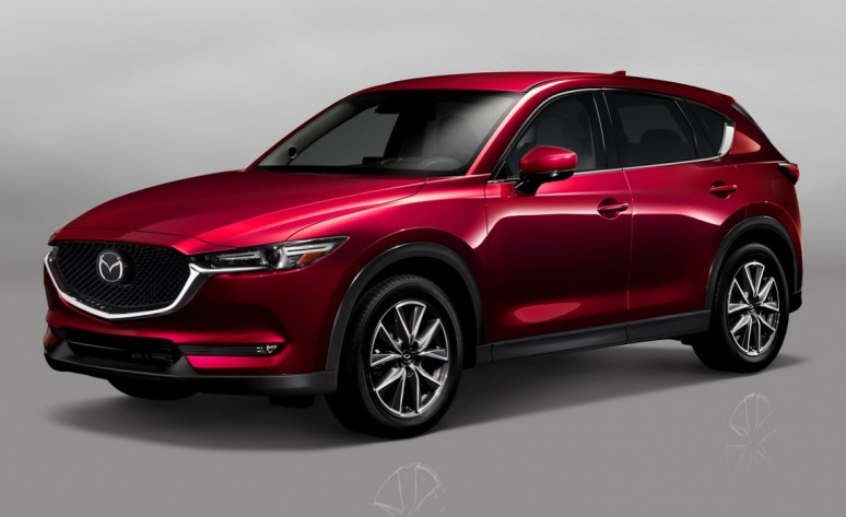 Нова Mazda CX-5 2017: ціни та комплектації