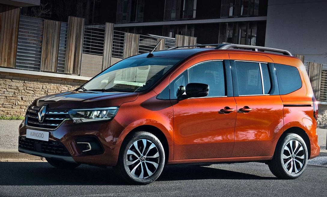 Новий Renault Kangoo 2021: дебютувала пасажирська версія (ФОТО)